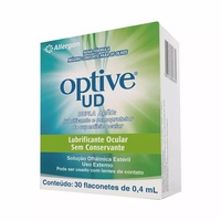 Lubrificante Ocular Optive UD