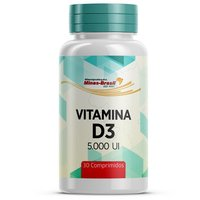 Vitamina D3 Minas-Brasil