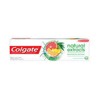 Creme Dental Colgate Natural Extracts Reinforced Defense