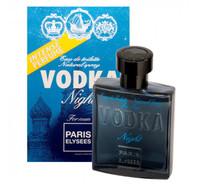 Perfume Masculino Paris Elysees Vodka Night