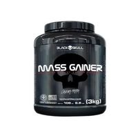 Mass Gainer Black Skull