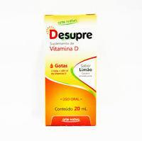 Suplemento de Vitamina D Desupre