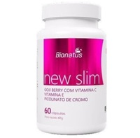 Goji Berry com Picolinato de Cromo Bionatus New Slim