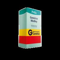 Finasterida 1mg Medley caixa com 30 comprimidos revestidos