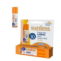 Protetor Solar Labial Sunless