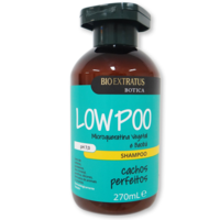 Shampoo Botica Cachos Low Poo Bio Extratus