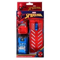 Brinquedo Lança Carros Etitoys Marvel