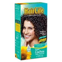 Creme de Relaxamento Hair Life Super Cachos Solto e Natural
