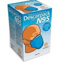 Máscara de Proteção Descarpack N95/PFF2