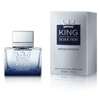 Perfume Masculino King of Seduction Antonio Banderas