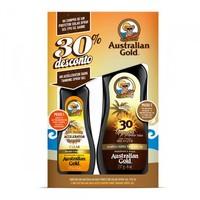 Protetor Solar Australian Gold Instant Bronzer