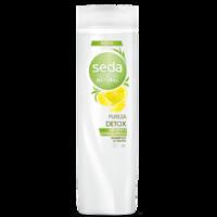 Shampoo Seda Recarga Natural Pureza Detox