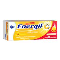 1g, caixa com 30 comprimidos efervescentes