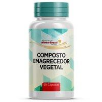 Composto Emagrecedor Vegetal Minas-Brasil
