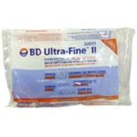 Seringa de Insulina BD Ultra-Fine II 30U