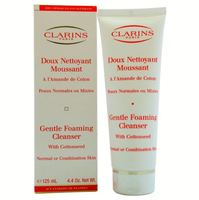 Demaquilante Suave Clarins Gentle Foaming Cleanser With Cottonseed