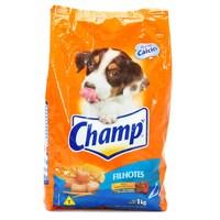 Ração para Cães Champ Filhotes