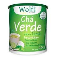 Chá Verde Solúvel Wolfs