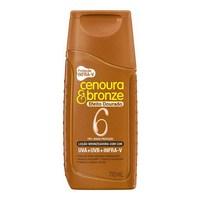 Protetor Solar Cenoura & Bronze Efeito Dourado