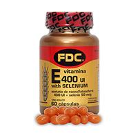 Vitamina E 400 Ui + Selenium FDC