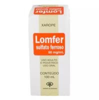 Lomfer Xarope