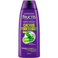 Shampoo Garnier Fructis Cachos Poderosos