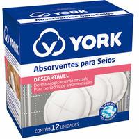 Absorvente para Seios York