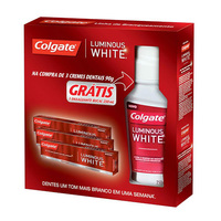 Creme Dental Colgate Luminous White