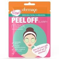 Máscara Facial Clareadora Peel Off Dermage