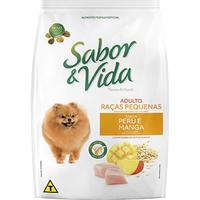Ração para Cães Sabor & Vida Raças Pequenas