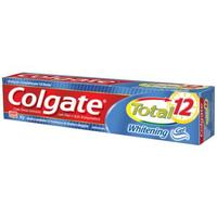 Creme Dental Colgate Total 12 Whitening Gel