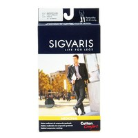 Meia Masculina 3/4 Sigvaris Cotton Comfort 20-30 mmHg