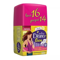 Absorvente Diana Active Teen