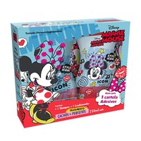 Kit Minnie Mouse Cachos Perfeitos