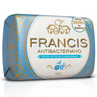 Sabonete Francis Antibacteriano
