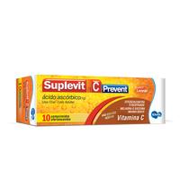 Suplevit C Prevent Comprimido
