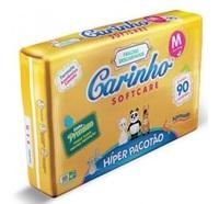 Fralda Carinho Softcare Premium