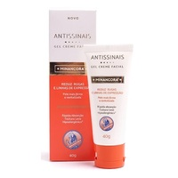 Creme Facial Minancora Antissinais