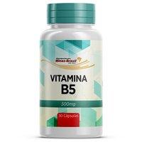 Vitamina B5 500mg Minas-Brasil