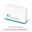 20mg, caixa com 28 comprimidos revestidos de liberação retardada