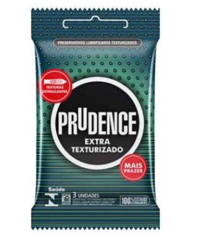 e6ac39ee8 Compre Preservativo Prudence extra texturizado