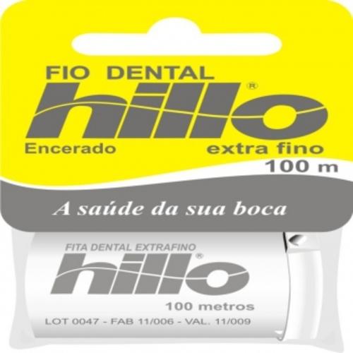 9222228bb Compre Fio Dental Hillo Extrafino