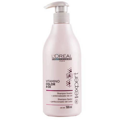 6800b40a3 ... Cabelos Coloridos · Shampoo L'Oréal Profissional Expert Vitamino Color  A.Ox; 500mL. Gallery placeholder. Eb3a1b671250c9d557222616768c6bd95a113291