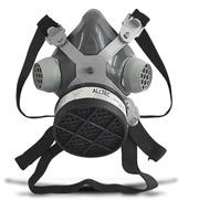Respirador 1/4 Facial Alltec Mastt 2001 GA uma via, tamanho único