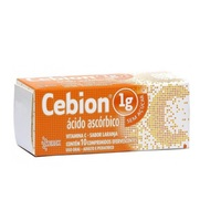 1g, caixa com 10 comprimidos efervescentes, sem açúcar
