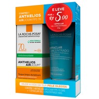 FPS 70, 50g + gel de limpeza facial effaclar, 60g
