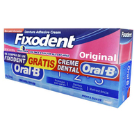68g + grátis, creme dental Oral B, 68g
