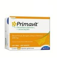 Primavit - 30 Cápsulas