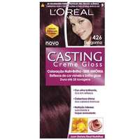 Tintura Creme L'Oréal Casting Gloss nº 426 borgonha