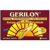 Gerilon caixa com 60 cápsulas gelatinosas moles